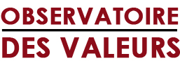 L'observatoire des valeurs